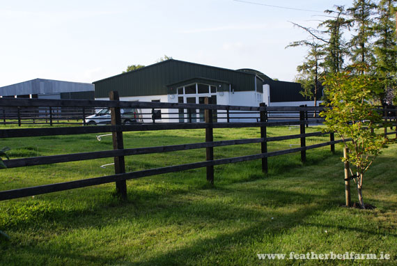 Featherbed Farm Factory